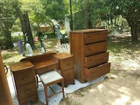 Vintage 30s vanity all pieces here included Panama City Beach, 32413