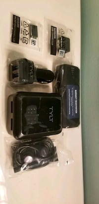 TYLT kit - Portable charger, headphones, wall and  Manassas, 20109