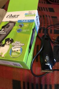 Dog trimming kit unused only use once asking $20 or best offer Newmarket, L3Y 4S2