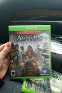 Assassins creed syndicate xbox one Rochester, 14610