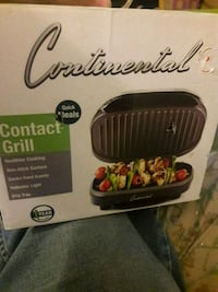 Continental contact grill