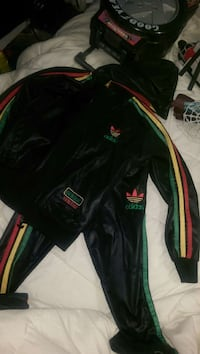 Adidas size 5-6 African track suit