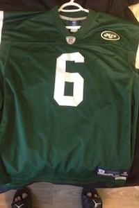 green and white NFL jersey Surrey, V3S 2S3