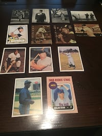 baseball player trading card collection Hopewell, 15001