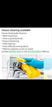 House cleaning Louisa
