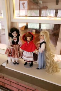 Three dolls from the Fairytale Collection  Fairfax, 22031