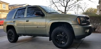 2003 Chevrolet TrailBlazer 4WD LTZ