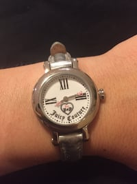 Juicy Couture Silver Band Watch Oakville, L6M 0E2