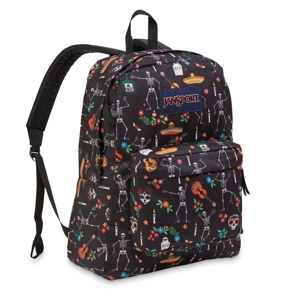 Jansport Day if the Dead Backpack! 7e5fb5b9-5c79-4c81-a597-e4f5675d9ea8