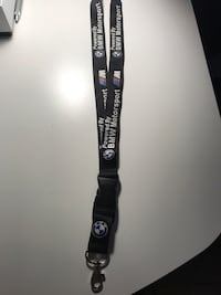 BMW M series key lanyard