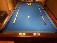 Pool Table Large  Surrey, V3S 2R4