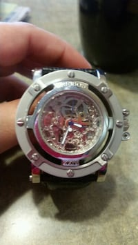 Mens akribos XXIV Self winding watch Innisfil, L9S 4S4