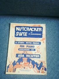 Nutcracker for Piano