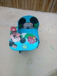 Mickey mouse club house baby chair Paterson, 07522