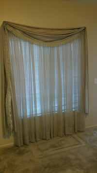 Curtains with Rod