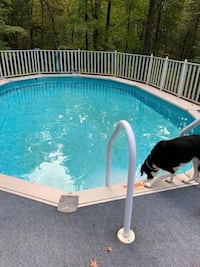 pool, pump, and deck New Paltz, 12561