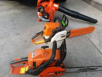 Stihl ms250 . Echo cs310 and echo pb 2520 Beltsville, 20705