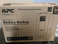 APC Power- Saving Battery Backup