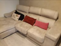 Sofa chaise lounge null