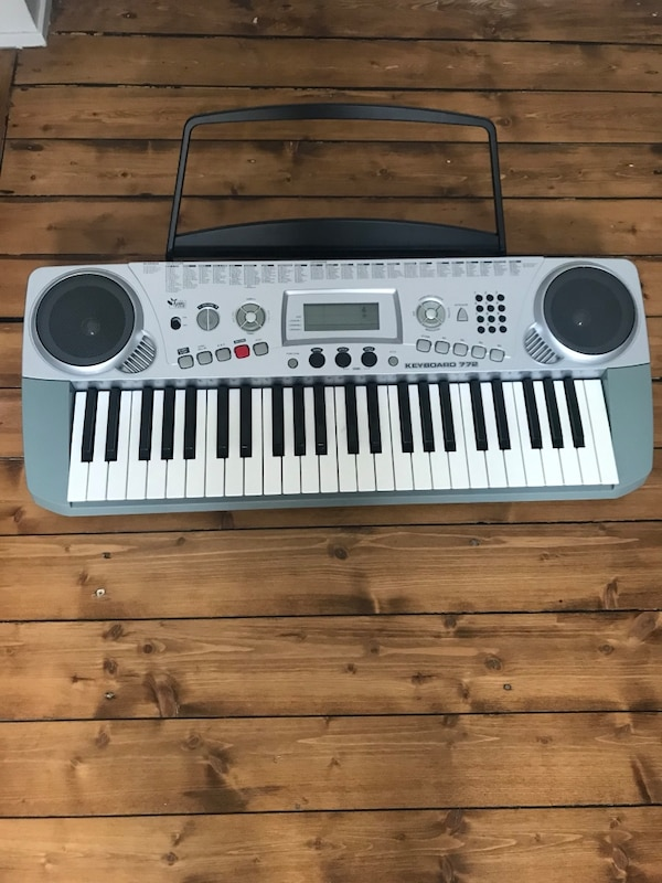 Music Time Keyboard 772