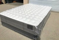 Stearns and Foster Queen Mattress New!!! San Diego, 92154