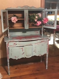 French Farmhouse Cabinet