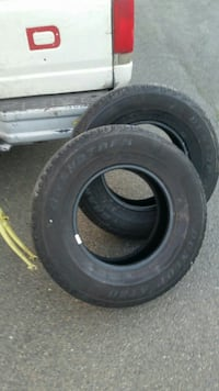 two vehicle tires Fremont, 94539