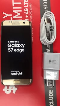 Samsung Galaxy S7 edge 32GB.Unlocked for any carrier. Excellent Condition  Somerville, 02145