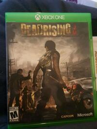 Xbox One Deadrising 3 game