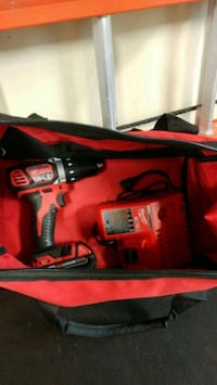 "M18 1/2"" drill with 1.5AH battery charger, and bag Mount Airy, 21771"