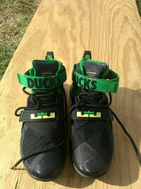 Oregon Ducks Lebron Soldier