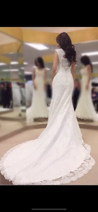 Designer Wedding Dress Centreville, 20121
