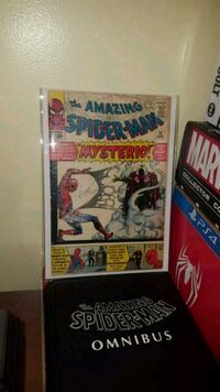Amazing spider-man 13 Toronto