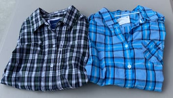 American Eagle Women's Flannel Shirts