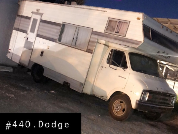 1977 Dodge Four Star RV