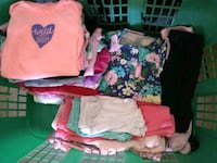 3-6, and some 6 mo girls clothing Hollister, 95023