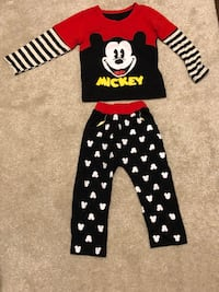 Mickey Mouse 2 piece for 2-3 years old