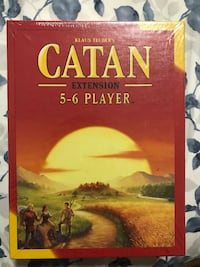 Catan 5-6 Player Extension 15 km