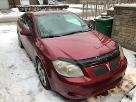 2007 Pontiac G5 GT 110000km leather sunroof fully loaded