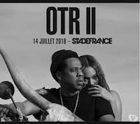 2 places de concert pour Jay Z au stade de France Paris, 75012