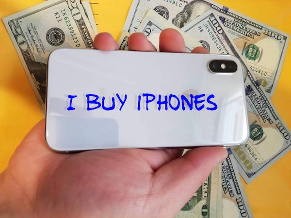 Trade your IPhone 7 -8 - X For Cash