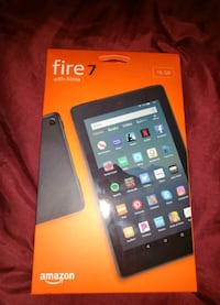 Amazon fire 7  Brooklyn