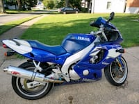 Must Go Today 1999 YZF600R runs great Clean title