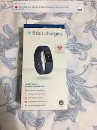 FitBit Charger2 Saat