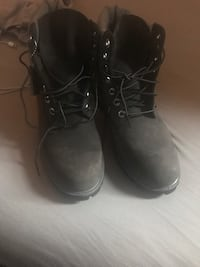 Pair of grey timbs  Oxon Hill, 20745