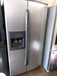 KENMORE  ELITE REFRIGERATOR SIDE BY SISE