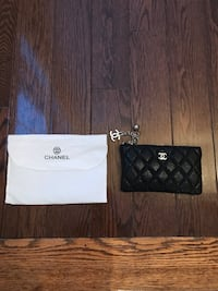 Chanel Quilted Coin purse