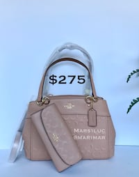 Authentic brand new Coach Set Nude color Medford, 97501