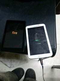 Tablets Fire 7 and Galaxy tab 3 sprint sold EACH Las Vegas, 89118