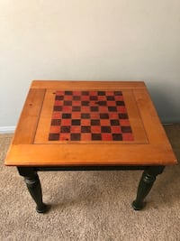 Checker Chess Table Placentia, 92870